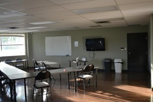 Training and lecture room