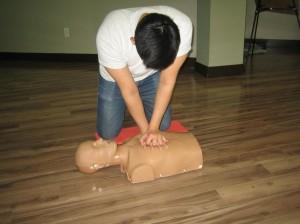 Standard First Aid Training in Kelowna
