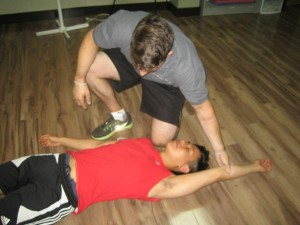 Standard First Aid Training in Winnipeg