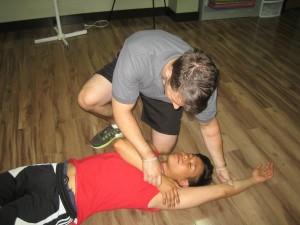 Standard First Aid Training in Saskatoon