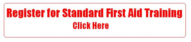 Register for standard first aid training in Vancouver