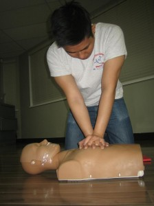 Standard First Aid Training in Nanaimo