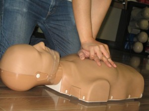 Standard First Aid Training in Fort McMurray